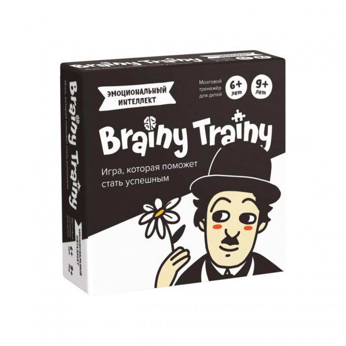 Brainy Trainy Игра-головоломка Эмоциональный интеллект