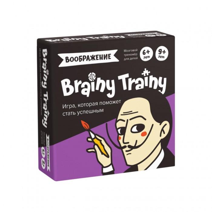 Картинка для Настольные игры Brainy Trainy Игра-головоломка Воображение