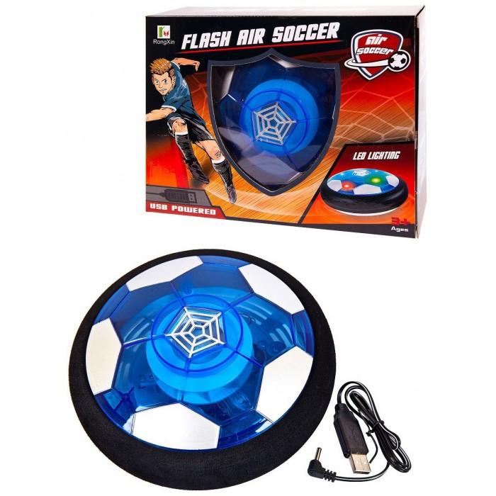 Junfa Игра напольная Мяч-диск диаметр 18 см со световыми и звуковыми эффектами