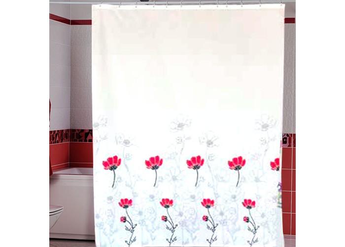 Купить Шторы для ванны, Miranda Шторы для ванн полиэстер Bodrum 180х200 см
