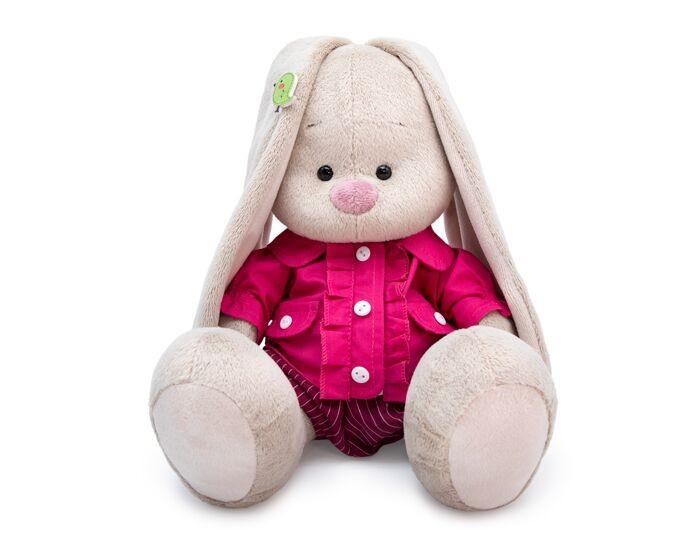 Мягкие игрушки, Мягкая игрушка Budi Basa Зайка Ми в курточке и шортиках 23 см  - купить со скидкой