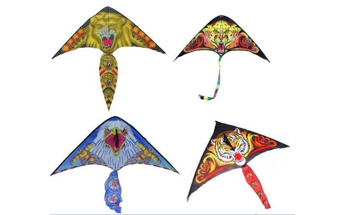 Воздушные змеи Тилибом Воздушный змей Лев 110 см