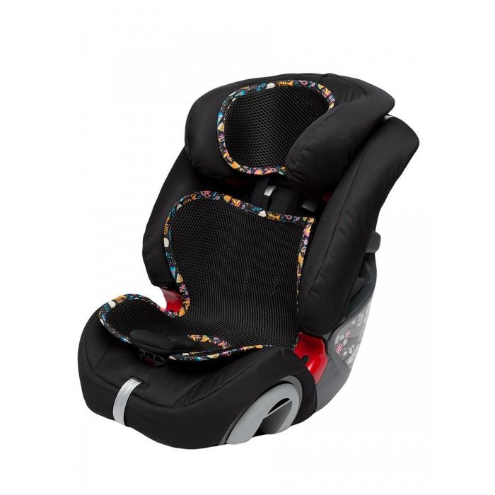 МиМиМи Дышащий матрасик в автокресло и коляску Карнавал от МиМиМи