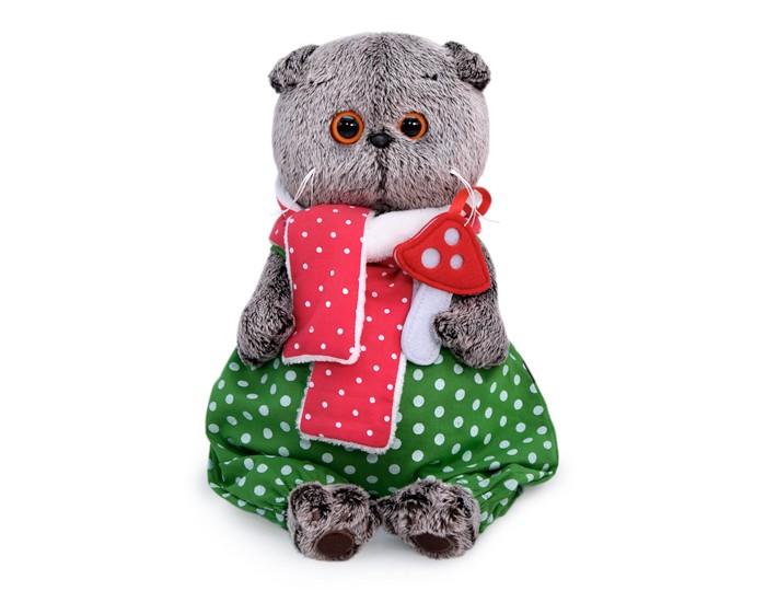 Купить Мягкие игрушки, Мягкая игрушка Budi Basa Басик с мухомором 25 см
