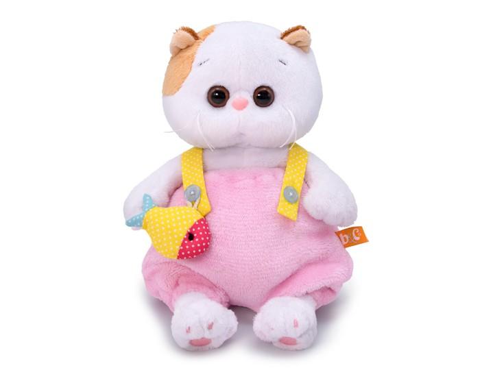 Мягкая игрушка Budi Basa Ли-Ли baby в меховом комбинезоне 20 см фото