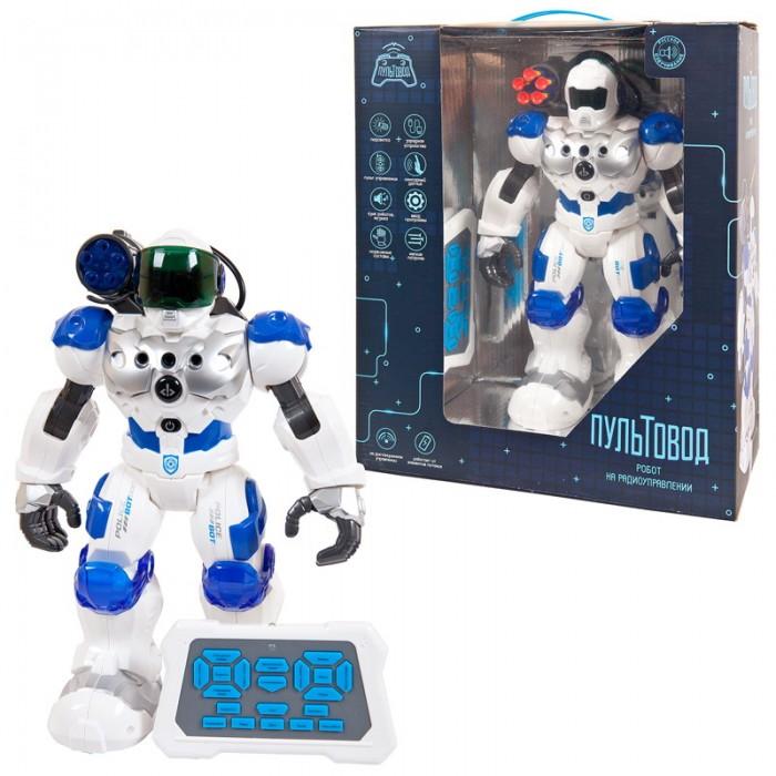 Купить Роботы, Junfa Робот Пультовод, со светом и звуком