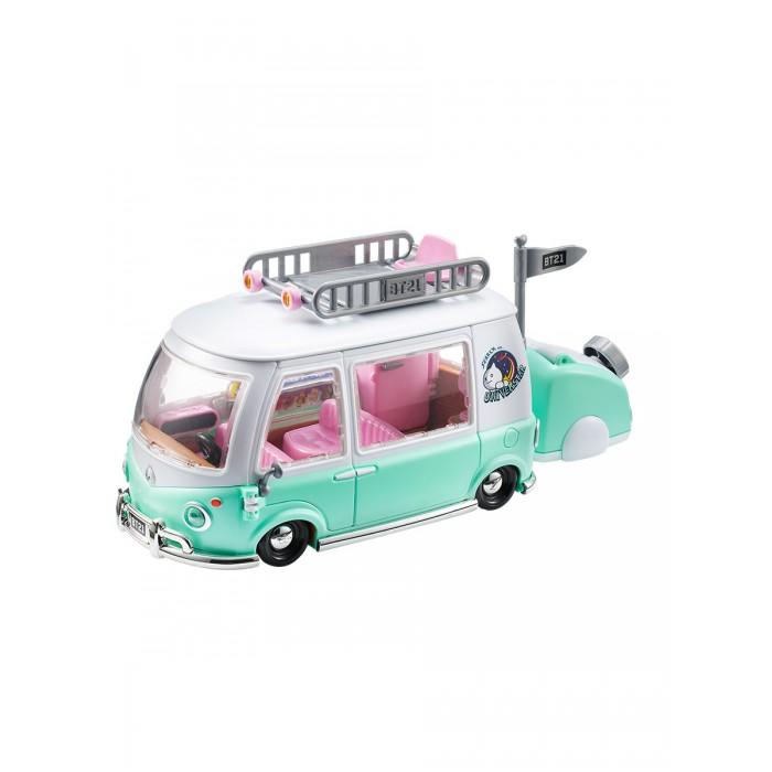 Куклы и одежда для кукол BT21 Микроавтобус для кемпинга