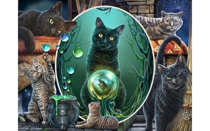 Купить Пазлы, Prime 3D Пазл Super Коллаж Кошки (500 деталей)