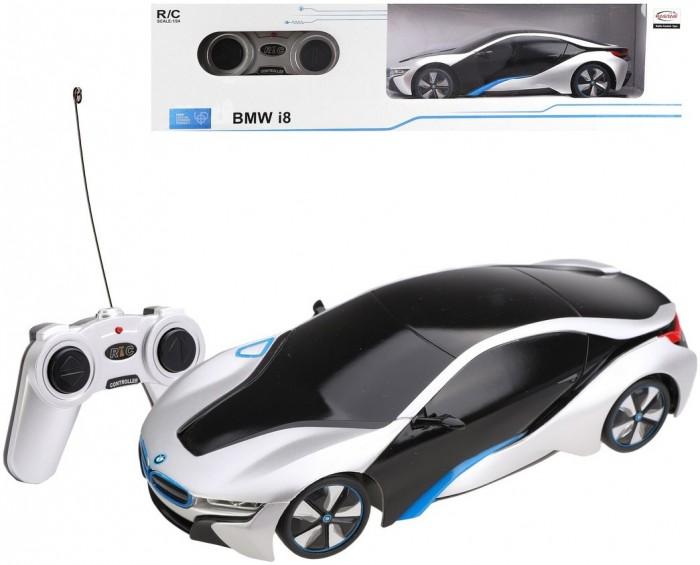 Радиоуправляемые игрушки Rastar Машина р/у BMW I8 1:24