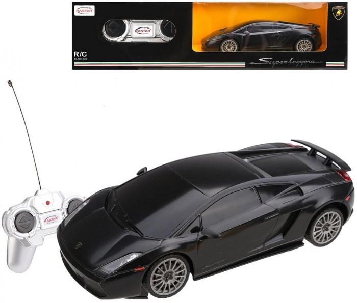 Купить Радиоуправляемые игрушки, Rastar Машина р/у Lamborghini 18 см 1:24