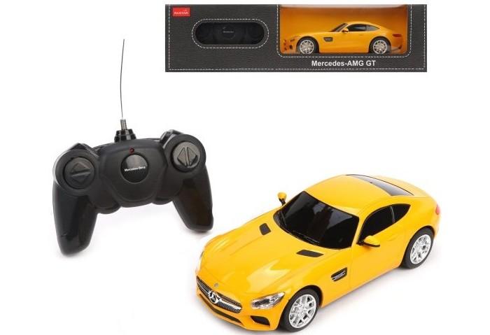 Купить Радиоуправляемые игрушки, Rastar Машина р/у Mercedes AMG GT3 1:24