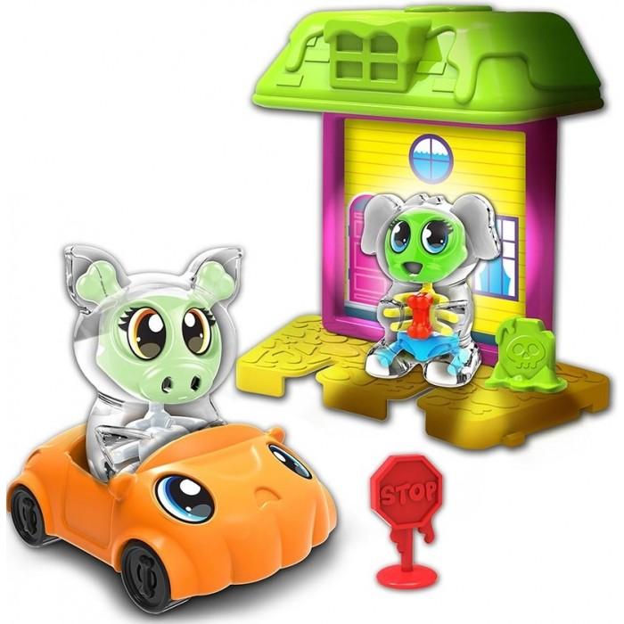 Купить Игровые наборы, Skeletown Набор игрушек Ночной город