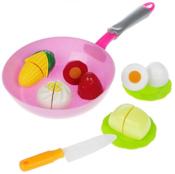 Ролевые игры Наша Игрушка Игровой набор Продукты (9 предметов) ролевые игры совтехстром игровой набор продукты 2 10 предметов