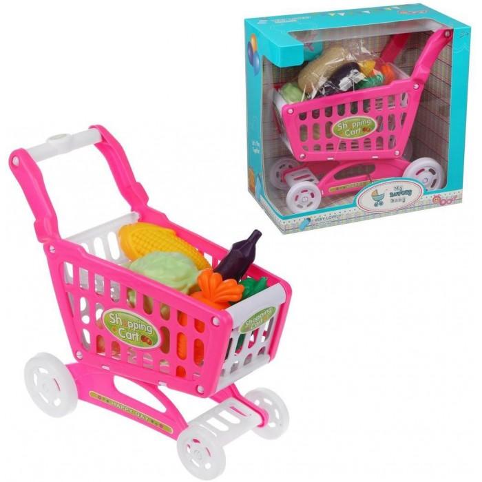 Купить Ролевые игры, Наша Игрушка Игровой набор Продукты (8 предметов) SY0904-6