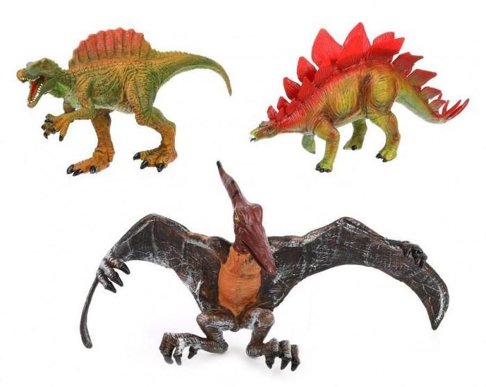 игровые фигурки Игровые фигурки Наша Игрушка Набор Фигурки динозавров 3 шт.