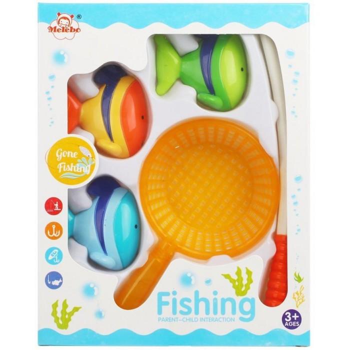 Фото - Игровые наборы Наша Игрушка Игровой набор Рыбалка (5 предметов) интерактивная игрушка наша игрушка рыбалка от 3 лет синий m7203