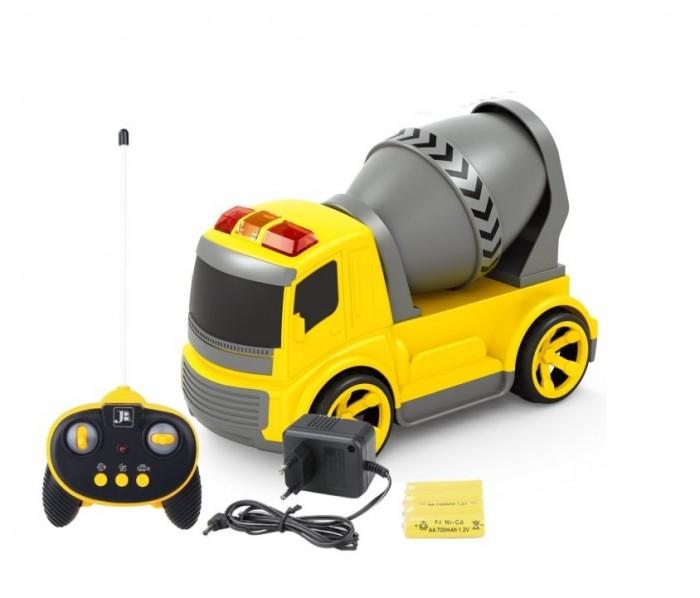 Купить Радиоуправляемые игрушки, 1 Toy Горстрой Машина бетономешалка на радиоуправлении