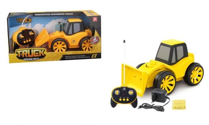 Купить Радиоуправляемые игрушки, 1 Toy Горстрой Машина фронтальный погрузчик на радиоуправлении