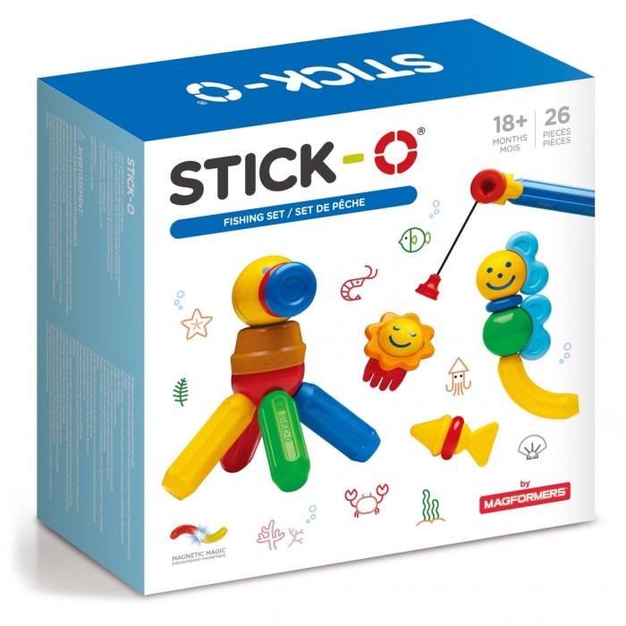 Купить Конструкторы, Конструктор Stick-O Fishing Set