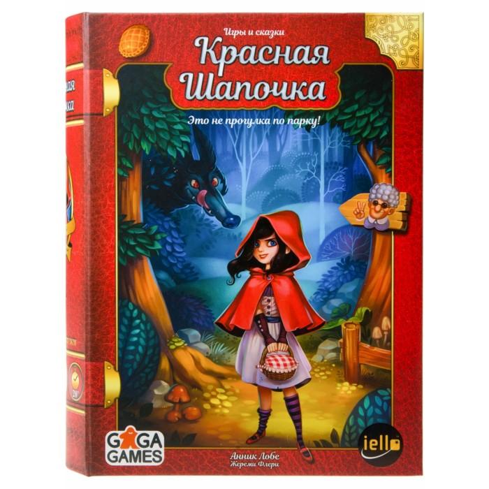 Gaga Games Настольная игра Красная Шапочка фото