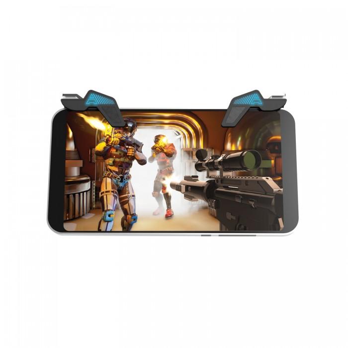 Джойстики и геймпады Arkade Кейс и игровые триггеры для смартфона 2 шт.
