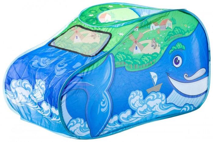 Наша Игрушка Палатка-костюм Чудо Кит