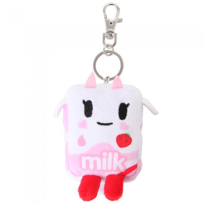 Tokidoki Плюшевый брелок Strawberry Milk.