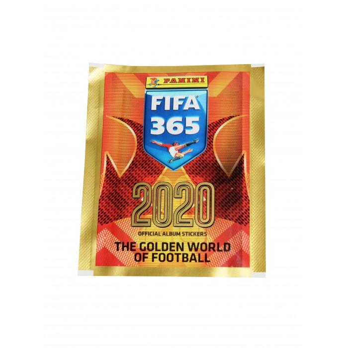 Фото - Детские наклейки Panini Наклейки FIFA 365-2020 panini альбом panini fifa 365 2019 и блистер 5 пакетиков с наклейками