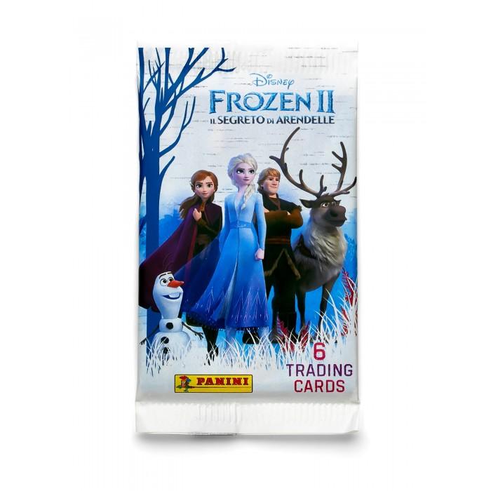 Фото - Детские наклейки Panini Карточки Холодное сердце 2 детские наклейки panini подарочная упаковка euro 2020 и 2 пакетика карточек