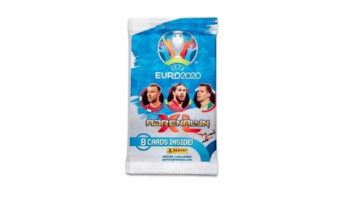 Фото - Детские наклейки Panini Карточки EURO 2020 Adrenalyn XL детские наклейки panini подарочная упаковка euro 2020 и 2 пакетика карточек