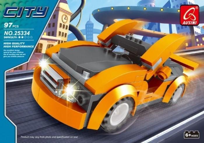 Картинка для Конструкторы Ausini серии Город Машина (97 деталей)