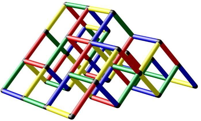Спортивные комплексы Quadro Конструктор крупногабаритный Climbing pyramid
