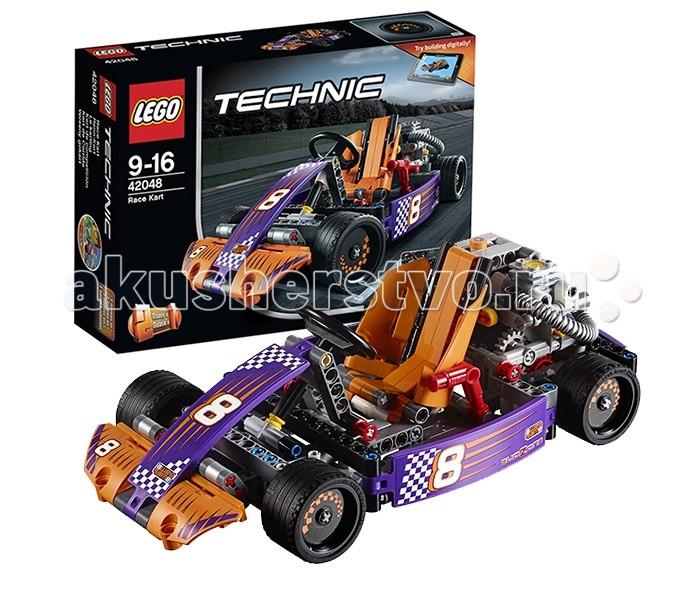 Lego Lego Technic 42048 Лего Техник Гоночный карт