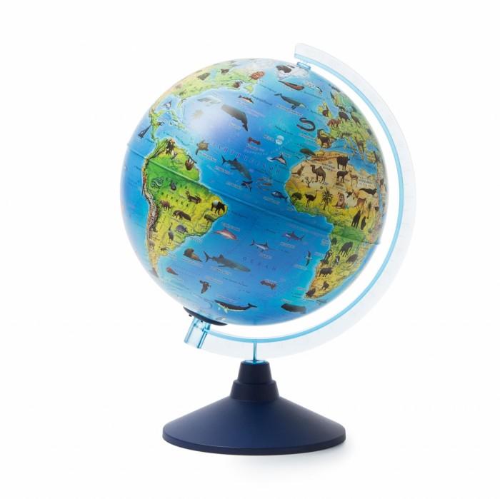 Глобусы Globen Глобус Зоогеографический Классик Евро 250 мм