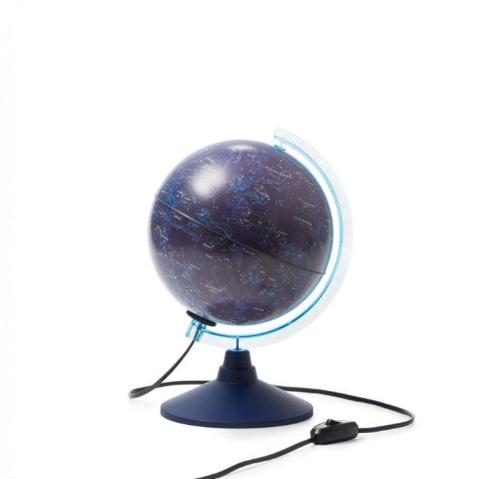Глобусы Globen Глобус Звездное небо с подсветкой Классик Евро 210 мм