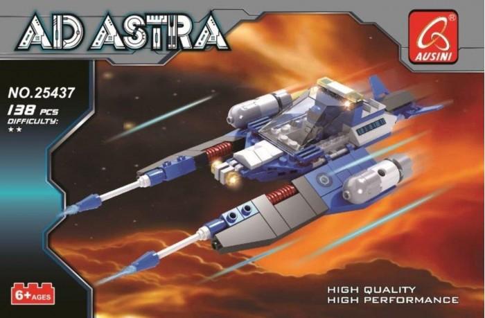 Картинка для Конструкторы Ausini серии Космос Истребитель (138 деталей)
