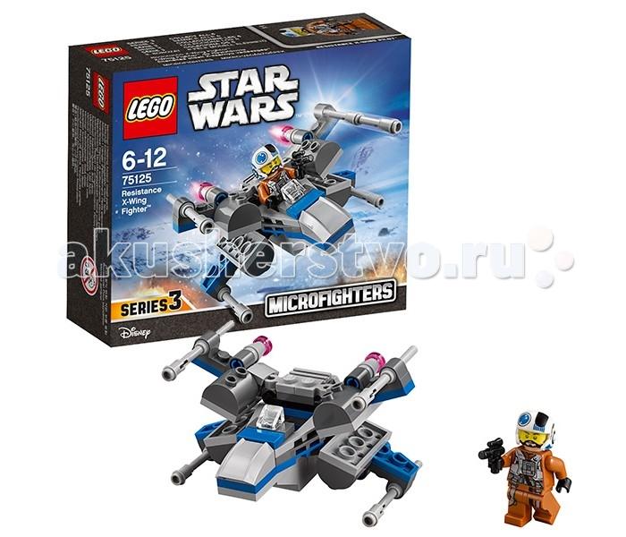 lego lego star wars 75150 лего звездные войны усовершенствованный истребитель сид дарта вейдера Lego Lego Star Wars 75125 Лего Звездные Войны Истребитель Повстанцев