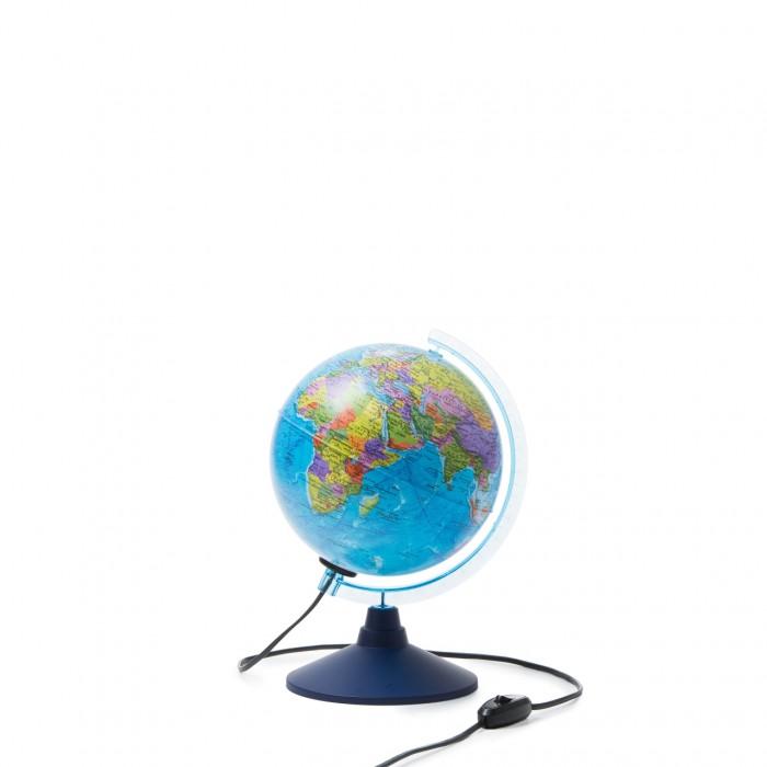 Globen Глобус Земли интерактивный политический с подсветкой и очками VR 210 мм