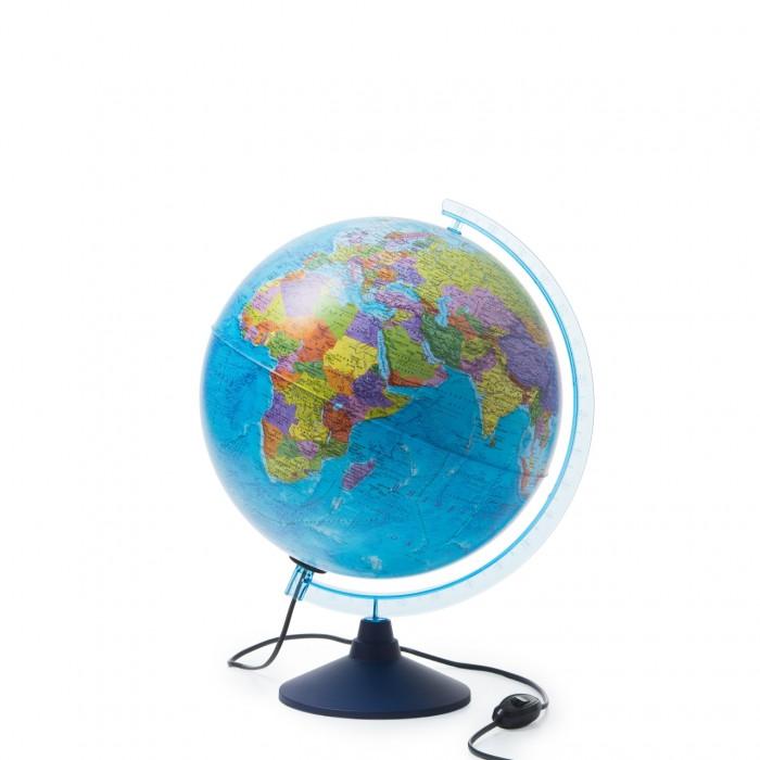 Globen Глобус Земли интерактивный политический с подсветкой и очками VR 320 мм
