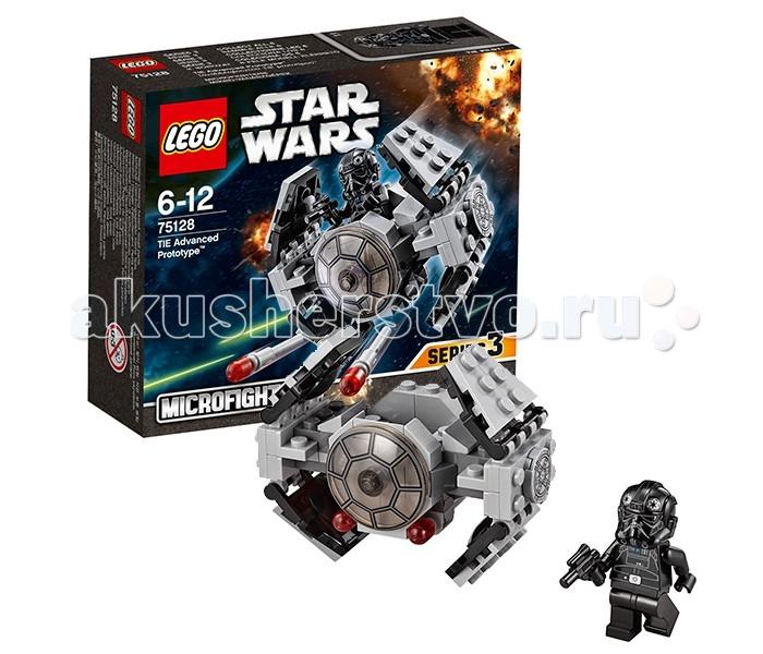 Lego Lego Star Wars 75128 Лего Звездные Войны Усовершенствованный прототип истребителя TIE