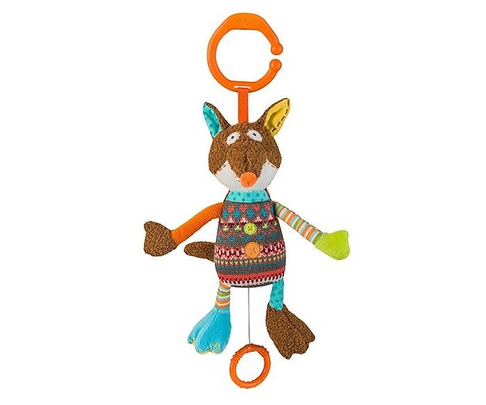 Подвесные игрушки BabyOno Лисёнок подвесные игрушки babyono музыкальная игрушка собачка вельвет