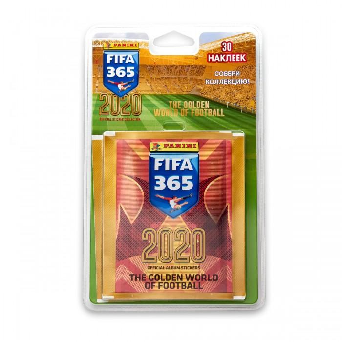 Фото - Детские наклейки Panini Блистер Panini FIFA 365-2020 panini альбом panini fifa 365 2019 и блистер 5 пакетиков с наклейками