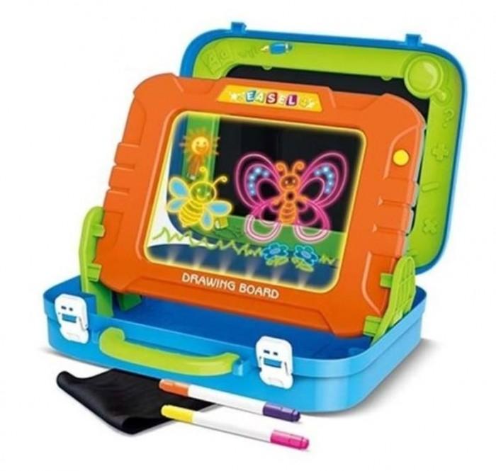 Наша Игрушка Набор досок для рисования в чемоданчике