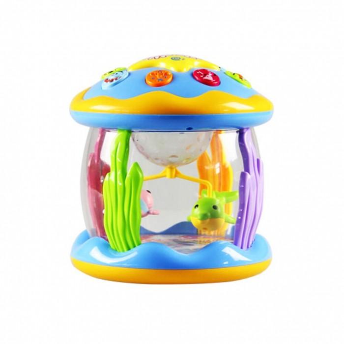 Купить Электронные игрушки, Наша Игрушка Панорамка крутящаяся Океан