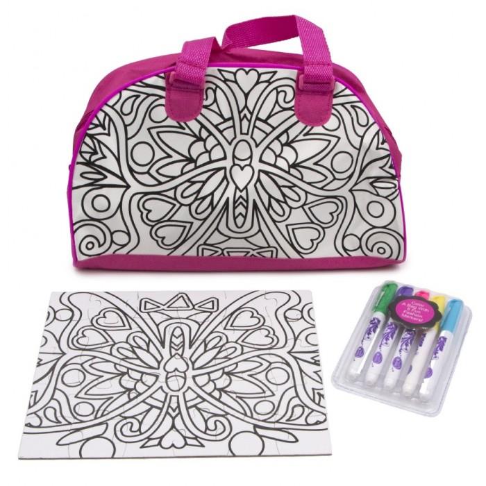 Наборы для творчества Lapulli Kids Игровой набор Стильный подарок 200565799