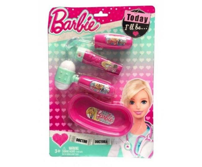 Ролевые игры Barbie Игровой набор юного доктора