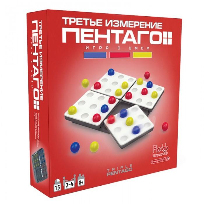 Martinex Настольная игра Пентаго Третье Измерение