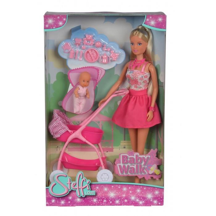 Steffi Кукла с ребёнком.
