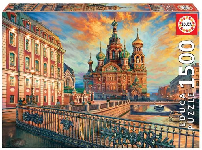 Пазлы Educa Пазл Санкт-Петербург (1500 деталей)