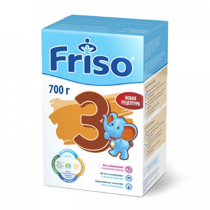 Молочные смеси Friso Заменитель Детское молочко New 3 Gold Lock Nutri с 12 мес. 700 г